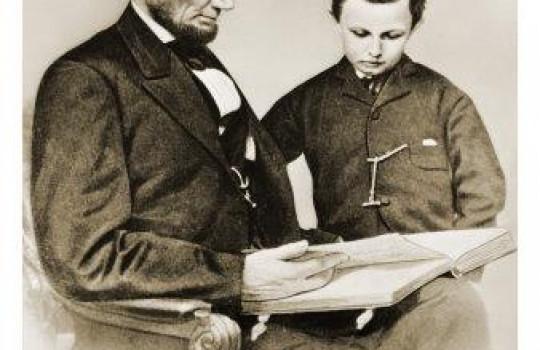 Lettre d'Abraham Lincoln au professeur de son fils