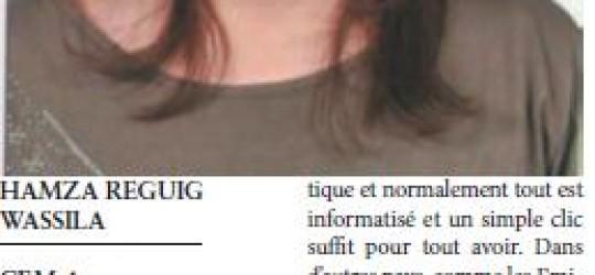 La bureaucratie en Algérie