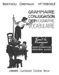 Les apprentissages linguistiques (vocabulaire, grammaire, conjugaison et orthographe) en 3°AP, 4°AP et en  5°AP. dans 09.Bechar images-4