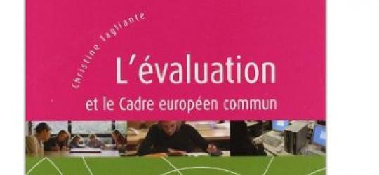 L'évaluation et le cadre européen