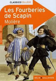 Les fourberies de Scapin, de Molière OCTAVE.